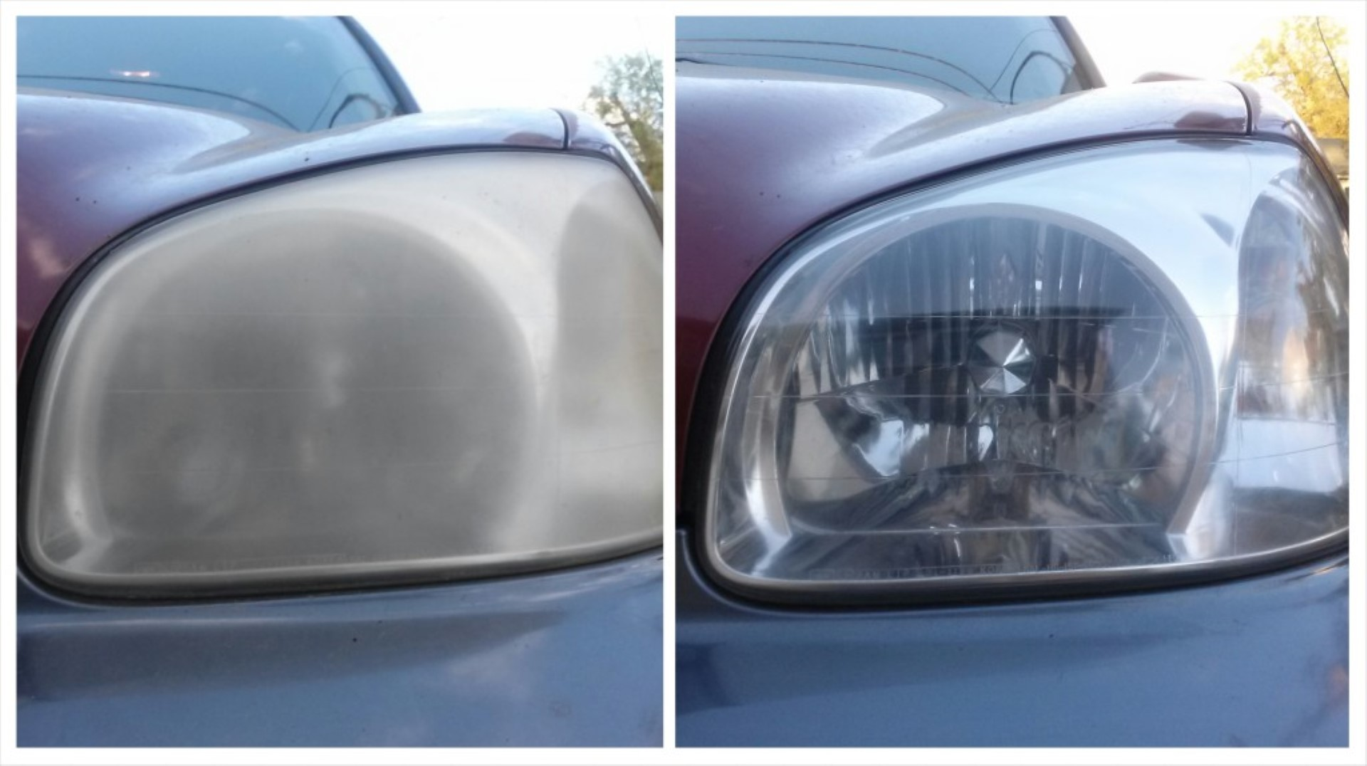 Headlight Restoration Blog